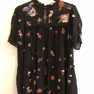 Trendy Zara dress